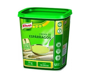 CREMA ESPARRAGO KNORR 750