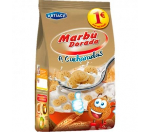GALLETAS MINI MARBU DORADA ARTIACH 250 GRS.