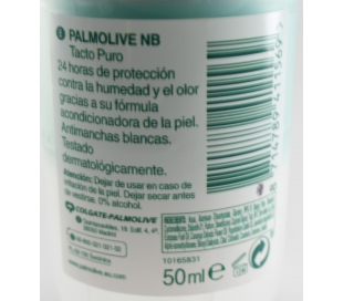 DESODORANTE ROLL-ON NEUTRO BALANCE 50 ML.