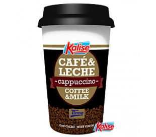 COFFE CAPPUCCINO KALISE 250 ML.