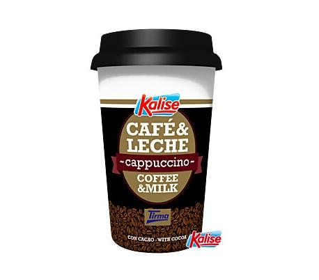 COFFE CAPPUCCINO KALISE 230 ML.