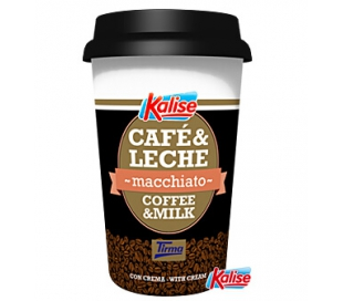 COFFE MACCHIATO KALISE 230 ML.