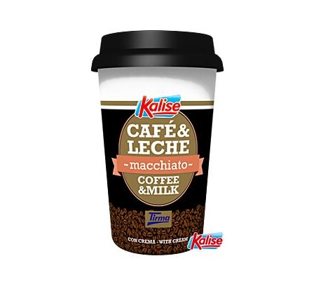 COFFE MACCHIATO KALISE 230 ML.