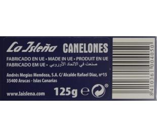 CANELONES ISLEÑA 160 GRS+