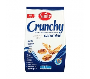 CEREALES CRUNCHY NATURAL SANTE 350 GRS.