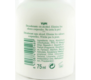 DESODORANTE ROLL-ON FRESH YUPI 75 ML.