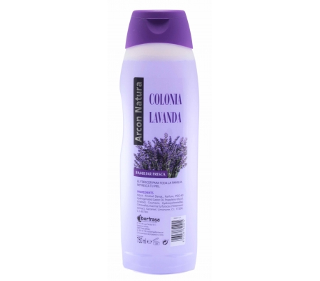colonia-lavanda-arcon-natura-750-cl