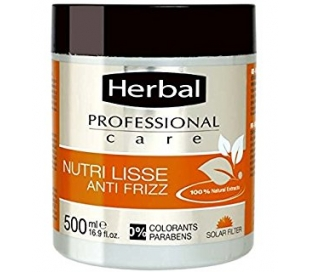 MASCARILLA PROF.NUTRI LISSE HERBAL 400 ML.