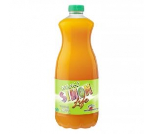 REFRESCO MANGO SIMON LIFE 1500 ML.
