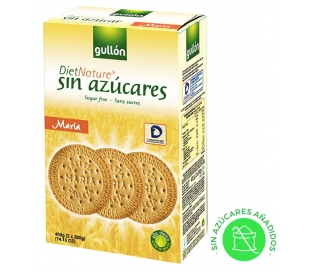 GALLETAS MARIA GULLON DIET 400 GR.