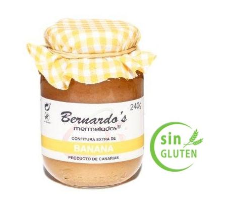 confitura-sin-gluten-extra-de-platano-bernardo-s-240-grs