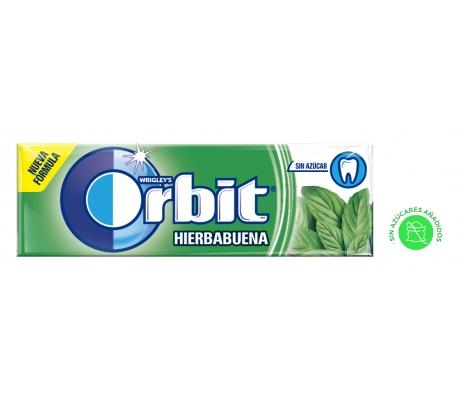 chicles-hierbabuena-orbit-14-gr