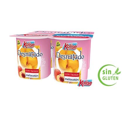 yogur-desnatado-c-melocoton-kalise-pack-4x125-grs