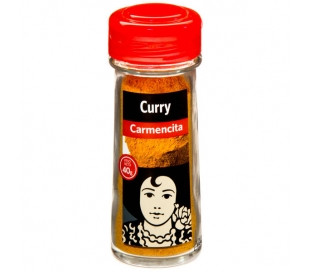 CURRY CARMENCITA 40 GRS.