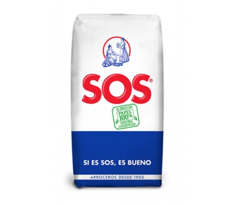 ARROZ CLASICO SOS 1000 GRS.