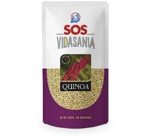 CEREAL QUINOA 100% SOS 250 GRS.