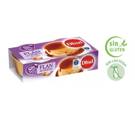 flan-huevo-sin-lactosa-dhul-pack-2x110-grs