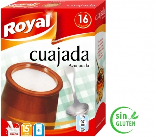 CUAJADA ROYAL 48 GRS.