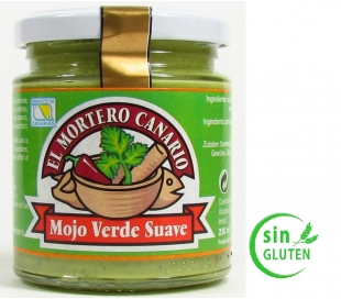 MOJO VERDE SUAVE MORTERO CAN. 230 ML.