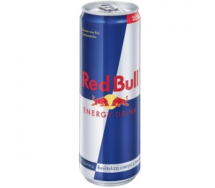 RED BULL LATA 250 ML.