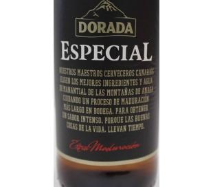 CERVEZA ESPECIAL ORIGINAL DORADA BOTELLA 33 CL.