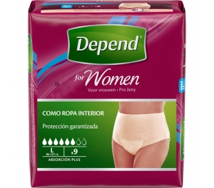 prenda-interior-for-women-talla-l-depend-9-und