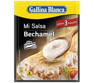 SALSA BECHAMEL GALLINA BCA. 32 GR.