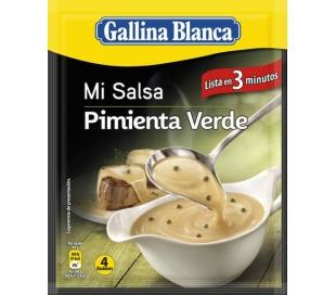 SALSA PIMIENTA GALLINA BLANCA 35 GR.