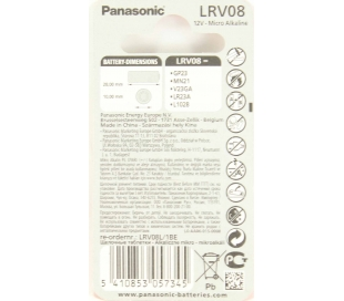 PILA PANASONIC LRV08L/1BE