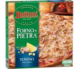 PIZZA FORNO PIETRA TONNO BUITONI 360 GRS.