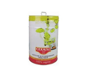 ACEITE CEXAFRIT 10L.
