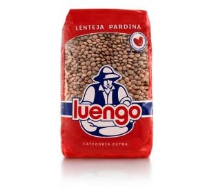 LENTEJA PARDINA K.LUENGO 500 GRS.