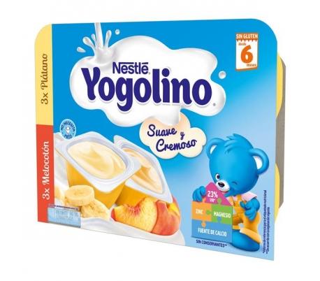 postres-infantiles-platano-melocoton-iogolino-pack-6x60-grs