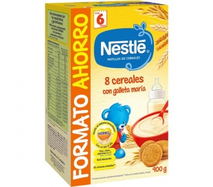 PAPILLA 8 GALLETAS NESTLE 900 GR.
