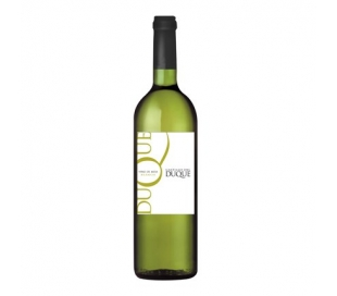 VINO BLANCO VINO DE MESA CAST.DUQUE 75 CL.