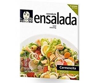 SAZONADOR ENSALADA CARMENCITA 7 GRS.