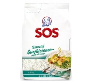 ARROZ ESPECIAL GUARNICIONES SOS 500 GRS.