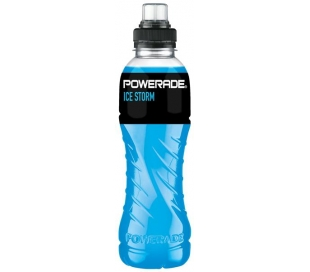 BEBIDA ISOTONICA ICE STORM POWERADE 500 ML.