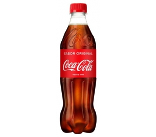REFRESCO ORIGINAL COCA COLA 500 ML.