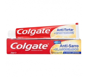 PASTA DENTAL ANTISARRO COLGATE 75 ML.
