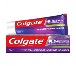 PASTA DENTAL MAXIMA PROTECCION AN COLGATE 75 ML.