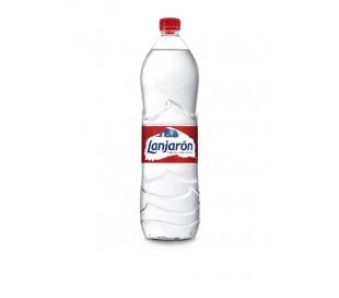 AGUA LANJARON PET 1,5 L.