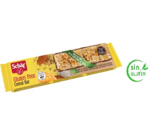BARRITA CEREAL BAR CHOCOLATE SCHAR 25 GRS.