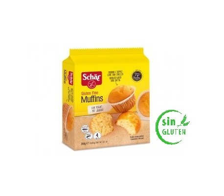 muffins-con-yogur-schar-pack-4x65-grs