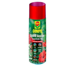 INSECTICIDA VAC DOBLE ACCION COMPO 250 ML.