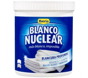 DETERGENTE BLANCO NUCLEAR IBERIA 450 GRS.