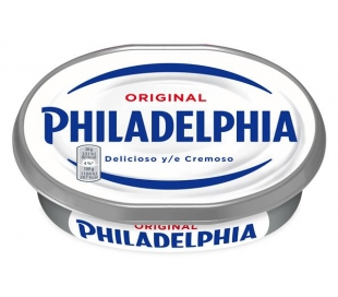 QUESO DE UNTAR NORMAL PHILADELPHIA 200 GRS.