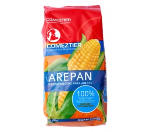 HARINA DE AREPAS AREPAN COMEZTIER 1 KG.