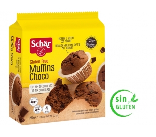 muffins-con-chocolate-schar-pack-4x65-grs