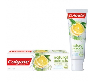 PASTA DENTAL NATURAL EXTRACTS COLGATE 75 ML.